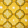 Royalty-Free Stock Photo: Citrus slice design.