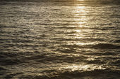 Sun reflected on water. — Stock Photo