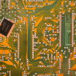 Circuit board. — Stock Photo