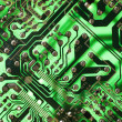 Circuit board. — Foto Stock