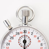 Detail of stopwatch. — Stock Photo