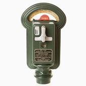 Parking meter. — Stock Photo