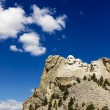 Mount Rushmore. - Stock Photo