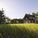 Abandoned farm house. — Stock Photo