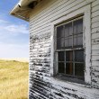 Weathered building. — Stock Photo