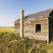Old wooden house. — Stock Photo