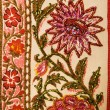 Floral textile. - Zdjcie stockowe