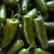 Fresh jalapeno peppers. - 