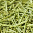 Pile of green beans. - Stock Photo