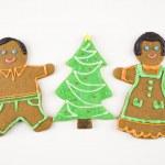 Christmas cookies. — Stock Photo #9309498