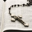Religious items. - Stock Photo