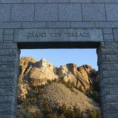 Mt Rushmore. — Stock Photo