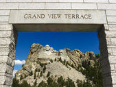 Mount Rushmore entrance. — Stock Photo