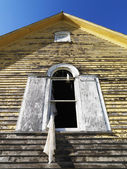Old abandoned home. — Stock Photo