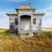 Old abandoned building. — Stock Photo