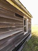 老朽化した家. — ストック写真