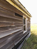 Dilapidated house. — Stock Photo