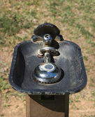 Water drinking fountain. — Stock Photo