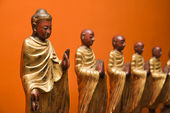 Buddhist statues. — Stock Photo