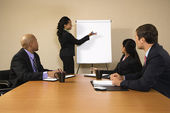 Business conference. — Stock Photo