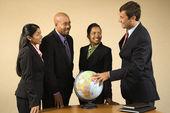 International business. — Stock Photo