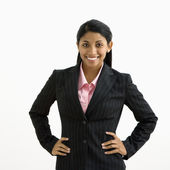 Corporate woman. — Stock Photo