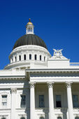 Sacramento, California Capitol — Stock Photo