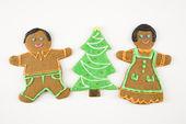 Christmas cookies. — Foto Stock