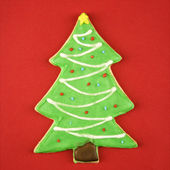 Christmas cookie. — Stock Photo