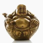 Round Buddha. — Stock Photo