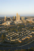 Charlotte, North Carolina. — Foto de Stock