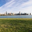 Lake Michigan, Chicago. — Stock Photo
