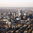 Stock Photo: Denver Colorado Cityscape