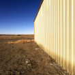 Storage building in Utah. — Stock Photo