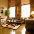 Foto de Stock  : Living Room Interior
