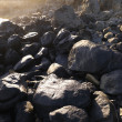 Stock Photo: Multiple rocks