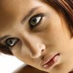 kadın portresi — Stok fotoğraf