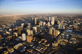 Cityscape of Denver, Colorado, USA. — Stock Photo