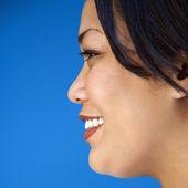 Pretty smiling woman. — Stock Photo