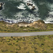 Coastal scenic highway. — Stock Photo