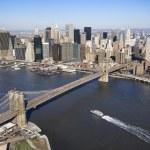 Brooklyn Bridge, NYC. — Stock Photo #9329491