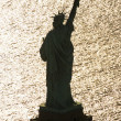Statue of Liberty. - Stock Photo