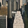 Manhattan buildings. — 图库照片