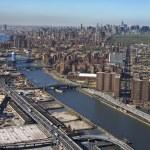 Harlem River and Bronx. — Stock Photo #9329535