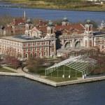 Ellis Island. — Stock Photo