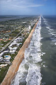 Ormond Beach, Florida. — Stock Photo
