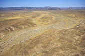 Mojave Valley landscape. — Stock Photo