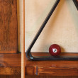 Stock Photo: Billiard still life.