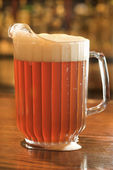 Full Pitcher of Beer — Stock Photo