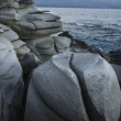 Stock Photo: Rocky coast.